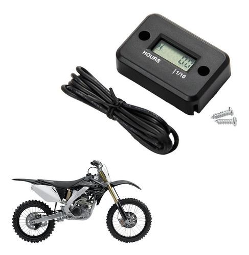 Horimetro Moto Trilha Enduro Motocross Crf Ktm Kx Yz Xr Xtz