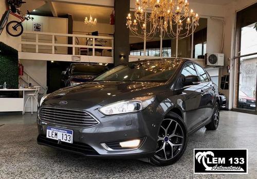 Ford Focus Iii Titanium 2.0n 5ptas  Full-full , Anticipo $