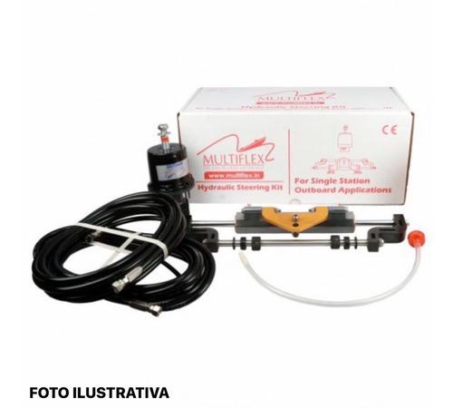 Direção Hidráulica Motor De Popa Até 175 Hp Lancha Barco