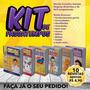 Palavras Cruzadas Kit Com 10 Unidades, Sem Repetições