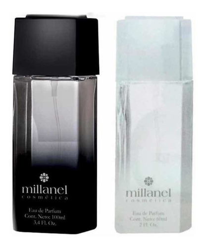 Perfumes Pack X 3 X 60 Ml By Millanel