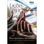 Revista Lições Bíblica Adulto 2° Trimestre 2021 Aluno Grande