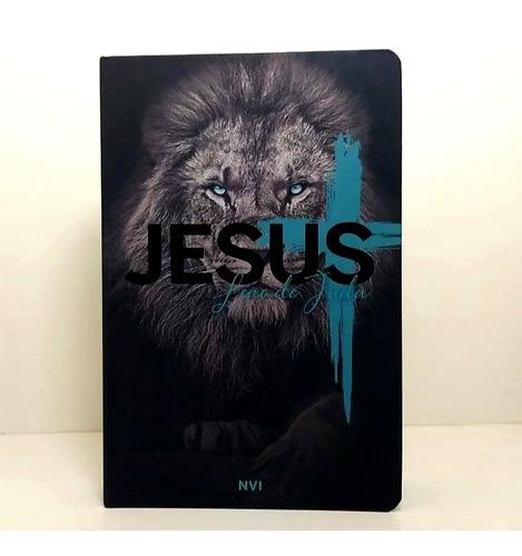 Bíblia Sagrada Edição Jovem Leão Nvi  Com Índice
