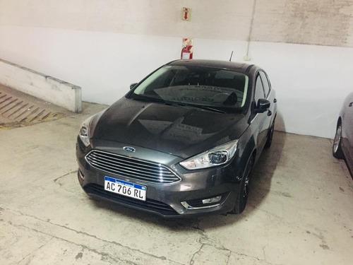 Ford Focus Titanium Power