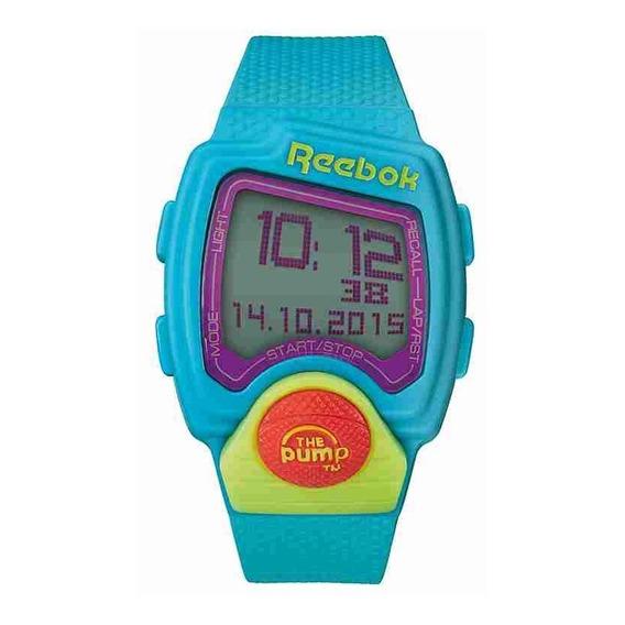 Reloj Reebok Pump Pl Rc-pli-g9-plpl-sp - Tienda Of