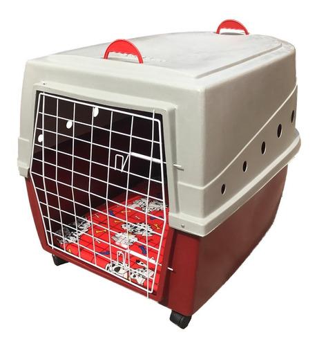 Caixa De Transporte N 7 Cães Queima De Estoque Frete Gratis