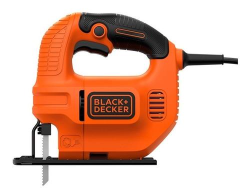 Sierra Caladora Black Decker 420w Ks501