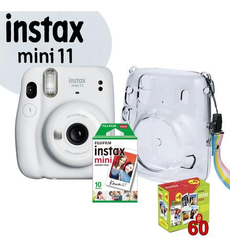 Câmera Instax Mini Kit Filme De 60 Entrega Rápida