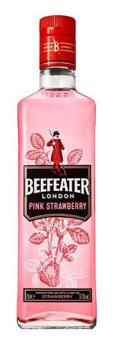 Gin Beefeater London Pink London Dry 700ml Frutilla