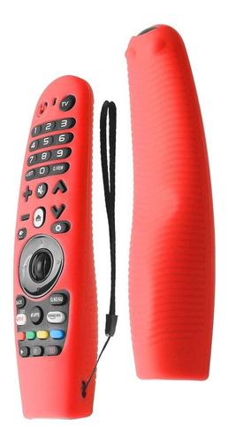 Capa Silicone P/ Controle Remoto Tv Smart Magic LG Case