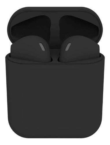 Auriculares In-ear Inalámbricos I12 Tws Negro