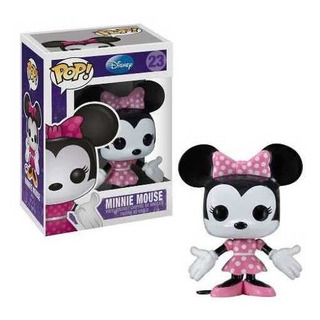 Muñeco Funko Pop Minnie Disney 23 Original