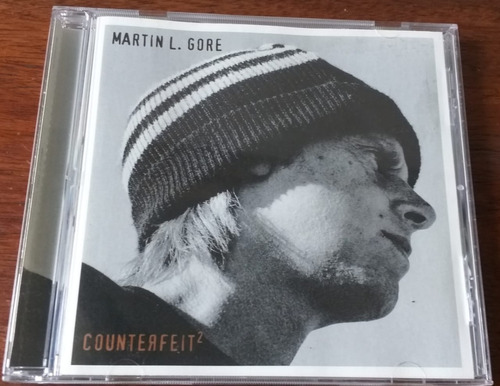 Martin L. Gore - Counterfeit2 - Cd - Lider De Depeche Mode