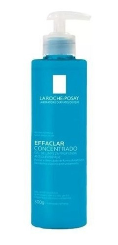 Effaclar Concentrado Gel De Limpeza Profunda 300g