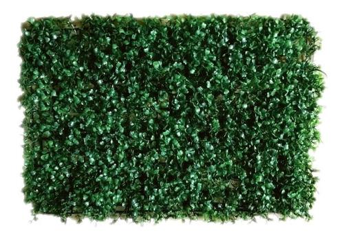 Jardín Vertical Artificial Muro Verde Panel Follaje 60x40