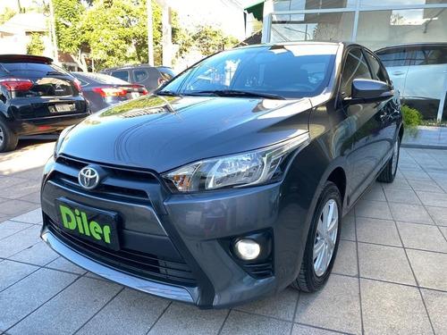 Toyota Yaris 1.5 S Cvt 2018 5ptas Nafta 46655831