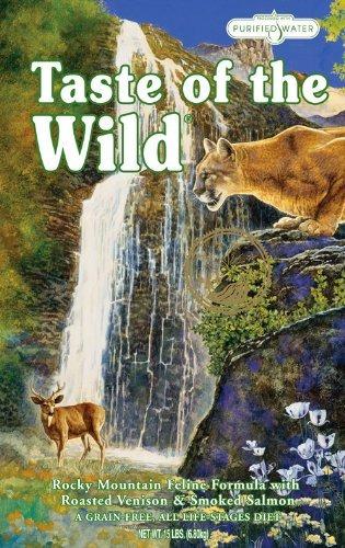 Taste Of The Wild Gato Rocky Mountain - kg a $24429