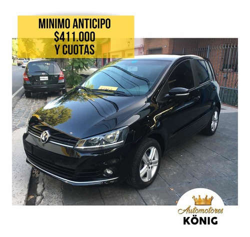 Volkswagen Fox Trendline Impecable!!!