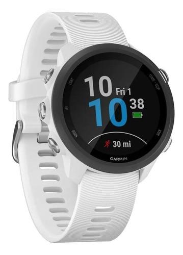 Smartwatch Garmin Forerunner 245 Music 1.2  Caixa 42.3mm