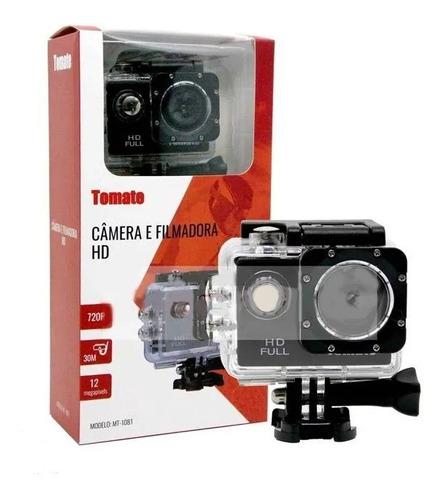 Câmera Filmadora De Esportes - Tomate - Mt1081