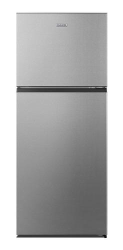 Heladera No Frost Panavox Rfs-49 Silver Con Freezer 375l 220v - 240v
