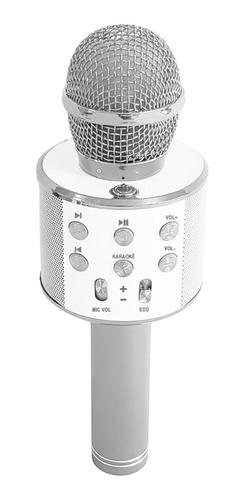 Microfone Infantil Karaokê C/ Bluetooth - Toyng