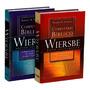 Comentário Bíblico Outline Wiersbe Antigo E Novo Testamento