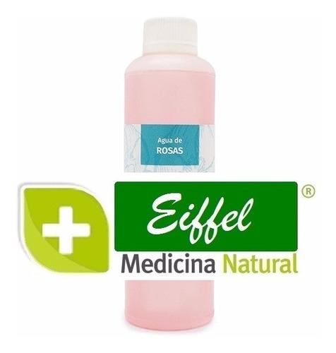 Agua De Rosas Pura Y Natural 1 Litro