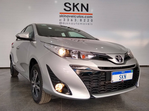 Toyota Yaris 1.5 16v Flex Xls Connect Multidrive