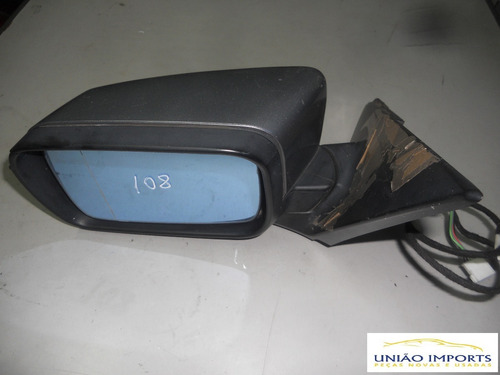 Espelho Retrovisor Eletrico Bmw 320i Le 2004 Nº108