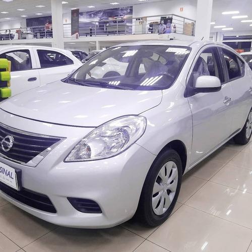 Nissan Versa 1.6 Sv 2013/2014 Completo