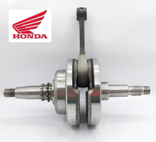 Virabrequim Honda Fan 125 2009 A 2018 Original