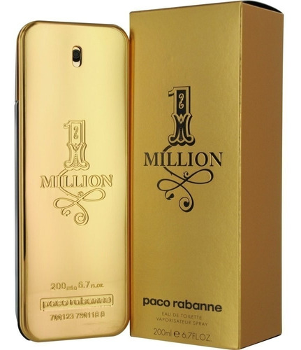 Perfume Paco Rabanne One Million
