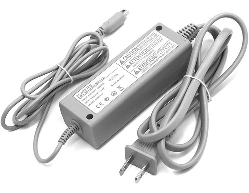 Cargador Gamepad Nintendo Wii U