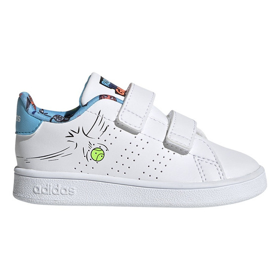 Zapatillas adidas Moda Advantage I Bebe Bl/ce