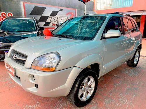 Hyundai Tucson 2.0 Gls 16v 143cv 2wd Gasolina 4p Automático