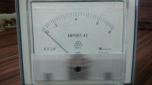 Amperímetro De Bancada Mmecl.