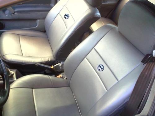 Capa Bancos Automotivos Couro Carro Gol G2 G3 G4 G5 G6