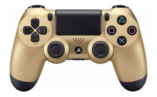 Joystick Inalámbrico Sony Dualshock 4 Gold