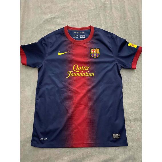 Camiseta Barcelona 2012/13 Niño Original Talle Xl! Impecable
