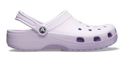 Crocs Classic Clog Violeta Hombre Mujer
