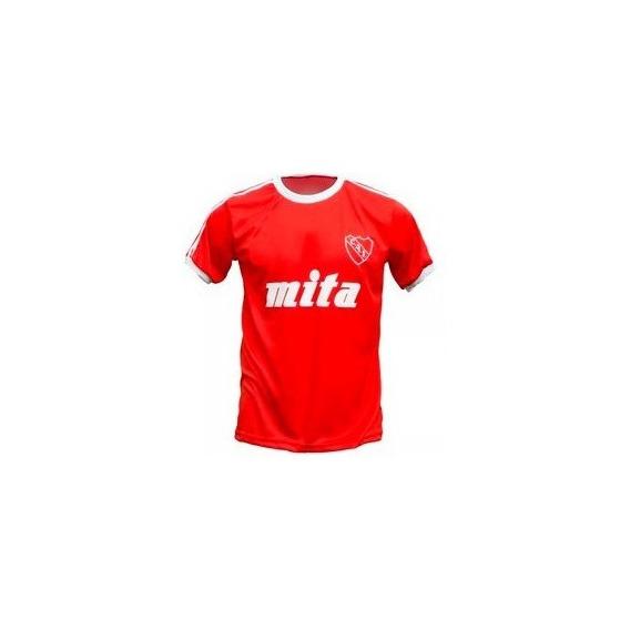 Camiseta Independiente Retro Titular #10 Bochini
