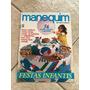 Revista Manequim 358 Festas Infantis Bolos Doces C936