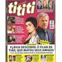 Revista Tititi 955/16 Silvio/xuxa/anitta/angélica/roberto