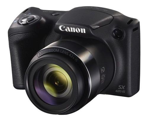 Camera Canon Powershot Sx420 Is Preto
