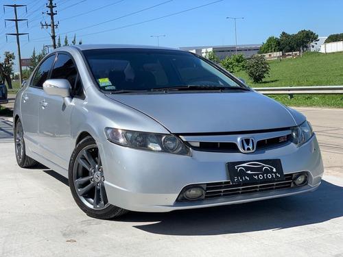 Honda Civic Si 2.0 Mod08 Anticipo$1.200.000 + Cuotas Fijas.