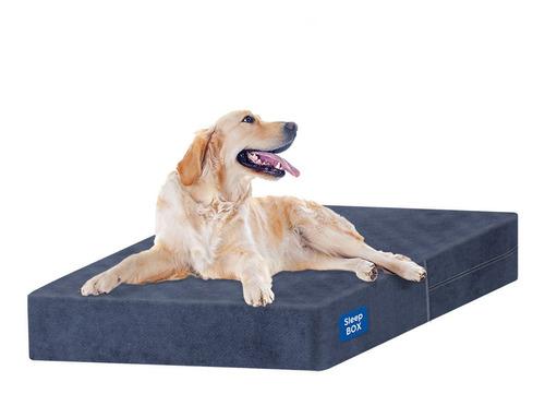 Cama Sleep Box Modelo Beddog 100x70