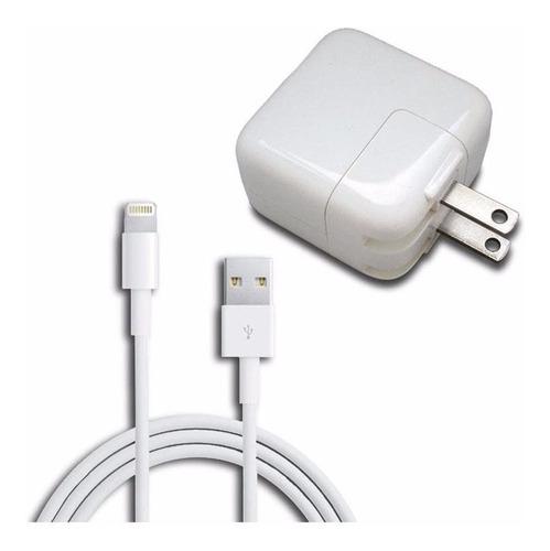 Original iPad Cargador + Cable Ipads Pantalla Retina 1año