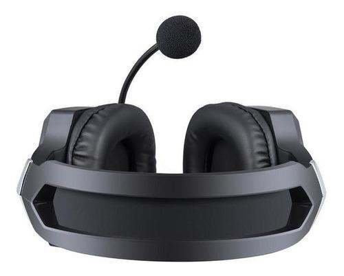 Audífonos Gamer Onikuma K8 Black & Rgb Light - Ecart