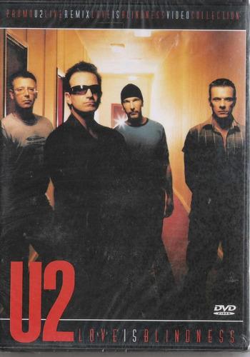 U2 Love Is Blindness Dvd  Novo Lacrado Raro Vejam !! Original